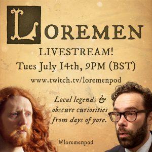 50th Episode Livestream